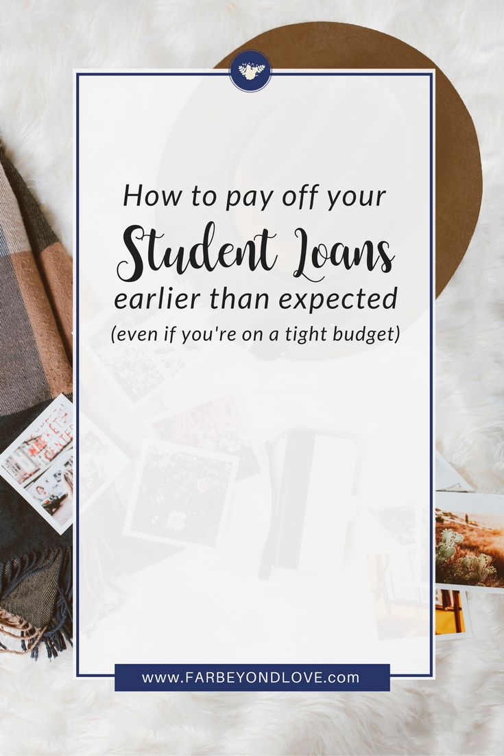 Nothing kills your budget quite like being saddled with an enormous amount of student debt. Today I have David Chen on the blog sharing his top tips for paying off student loans early. His tips work even if you are living on a tight budget.