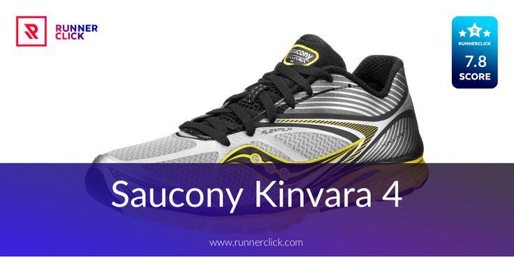 Saucony Kinvara 4 Review