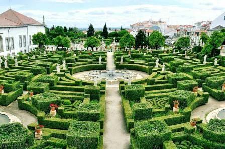 Jardim do Paço Episcopal (Castelo Branco)