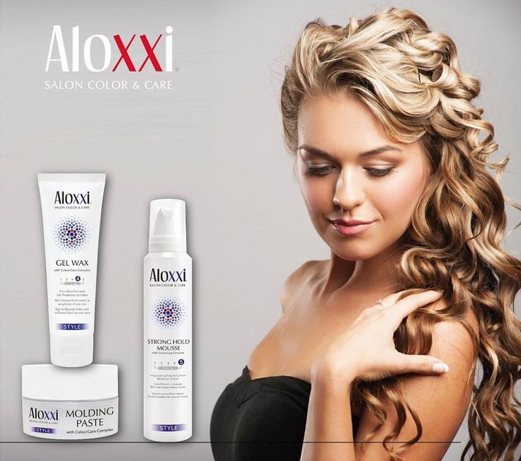 L'abilità e la creatività di un parrucchiere fanno tantissimo... ma con i nuovi styling AloXXi è davvero divertente scatenare la propria voglia di bellezza e realizzare gli stili più ricercati e attuali. Perchè sono leggerissimi, a tenuta forte, ricchi di estratti naturali e in più proteggono i capelli colorati. Ma ora basta parlare, bisogna provarli!