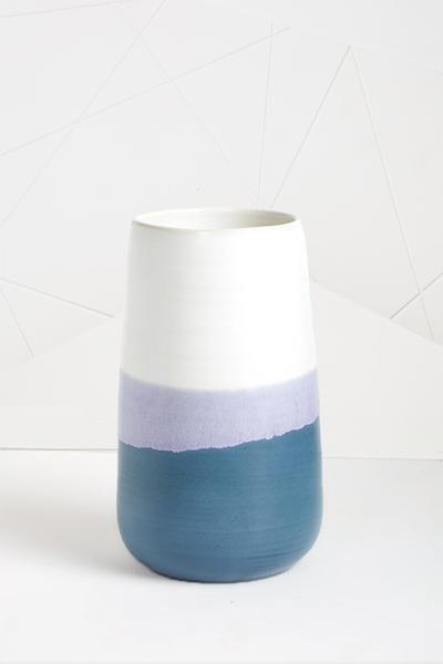 Vase - Deep Sea Blue