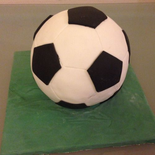 """Gâteau """"Ballon de foot"""""""