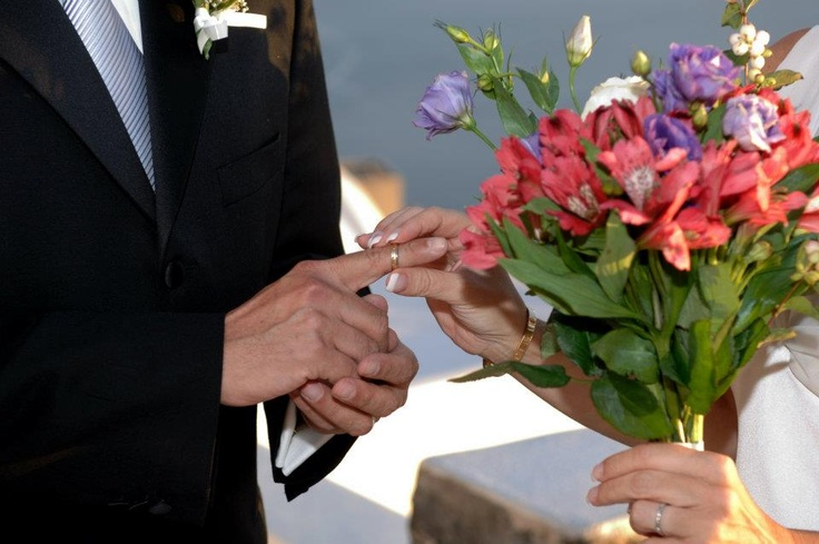 "Say ""I do"" in the most romantic island in the world~Santorini and Astra Suites."