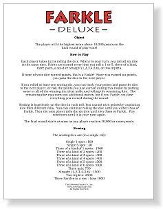 card games rules pdf