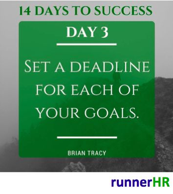 14 Days To Success Day #3