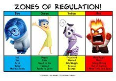 Bumper Inside out themed zones of regulation pack!Helps to teach children self-regulation and emotional awareness skills using their favourite characters from the hit film!Pack includes:- A4 poster with all four zones- A4 poster of blue zone- A4 poster of green zone- A4 poster of yellow zone- A4 poster of red zone- A4 'My tools' with four zones.