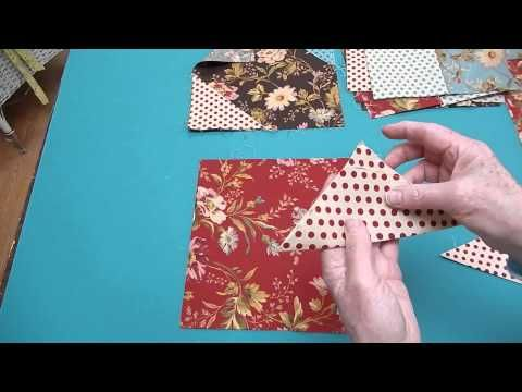 Quick 5 and 10 block squares - YouTube
