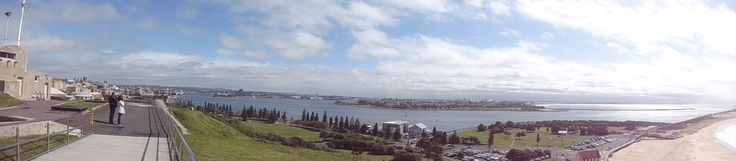 Fort Scratchley Panoramic