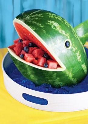 Whale watermelon
