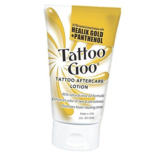 Tattoo Goo Original Aftercare Lotion Tube Healing Salve 2 oz *** For more information, visit image link. Note:It is Affiliate Link to Amazon.
