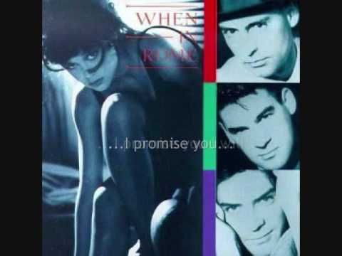 When In Rome - The Promise <-- One of my all time favorite songs! <3