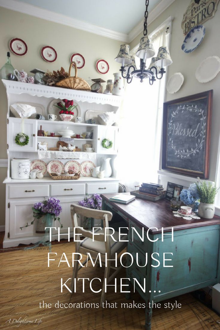 French Farmhouse Kitchen Updated Bright Ideas French Farmhouse