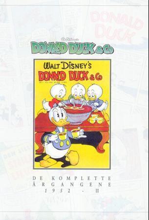 """""""Donald Duck og Co - de komplette årgangene 1952 del 2"""" av Disney"""