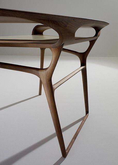 bureau de direction-Manta-ceccotti - Arcasa mobilier design