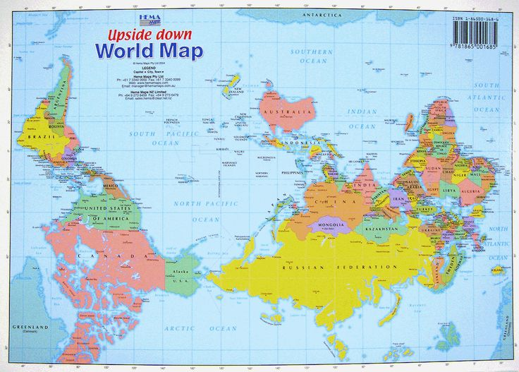 63 best world maps images on pinterest maps world maps and upside down world map publicscrutiny Images