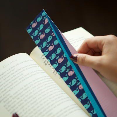 Duck Tape Bookmark DIY Kids Craft