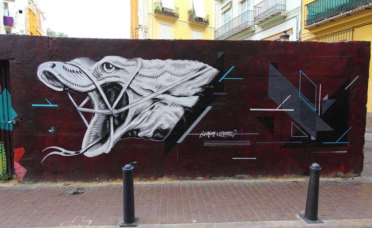 Valencia - Zamoc & Seikon | par Thethe35400