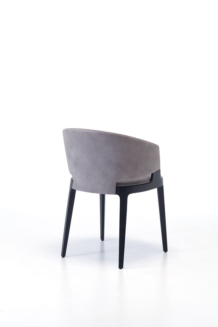 Black fabric dining chairs - Velis Uph D Tub Chair Wood Species Ash Upholstery Monofabric Fabric Leather And Eco Leather Bi Fabric Fabric Leather And Eco Leather By Mario Ferrarini