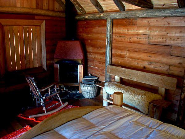 Cabana Bracatinga na hospedagem Villa da Montanha - Urubici/SC | Estalagem Villa da Montanha