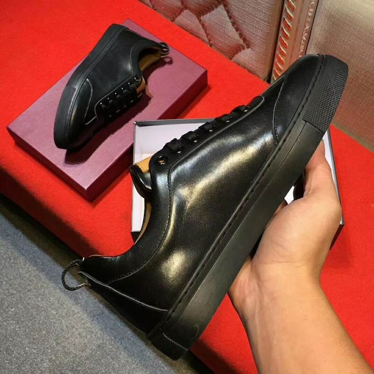 Bally Hendrik Calf Leather Trainer