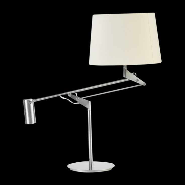 Adustable Table Lamp with Weight