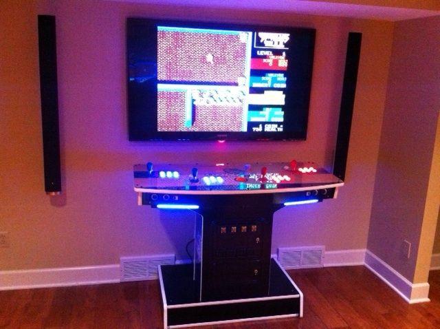 Best 25+ Arcade cabinet plans ideas on Pinterest | Arcade machine ...