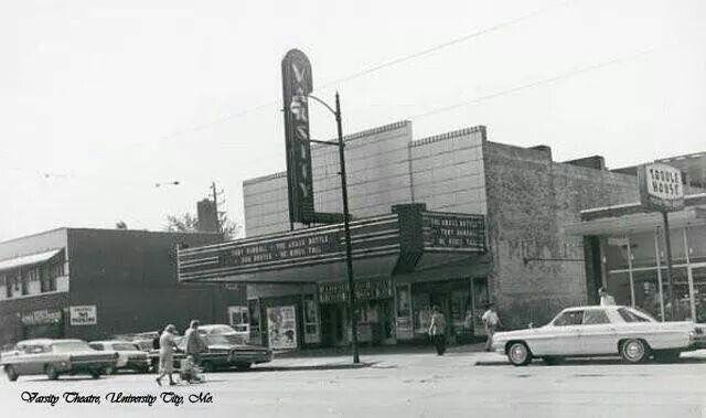 Varsity Theater St Louis Theaters Pinterest Theater
