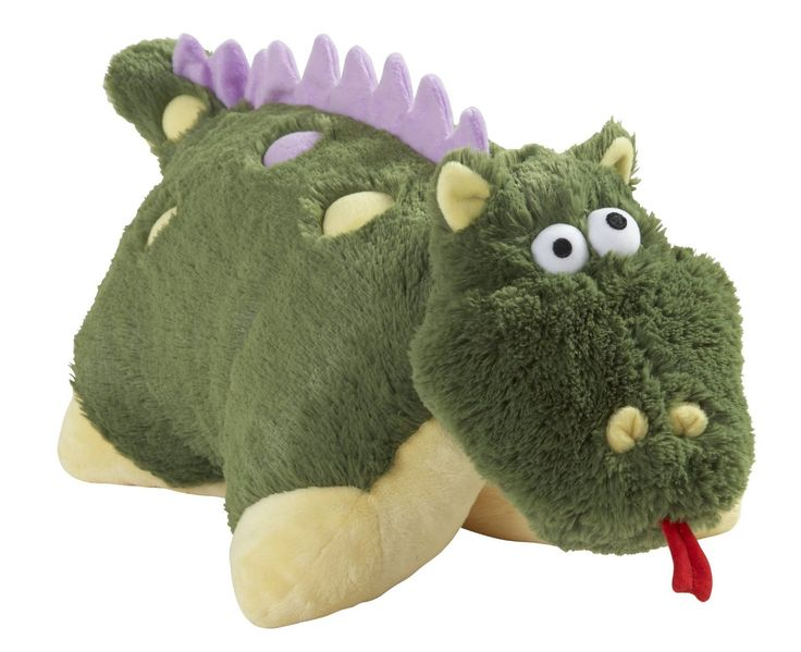 From the original My Pillow Pets, this Extra Cuddly Silly