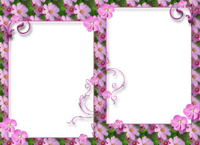 фотографий бесплатно двух рамки для скачать