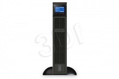 Zasilacz awaryjny On-Line UPS, 1500VA/1350W, 8 x gniazdo IEC C13, wyświetlacz LCD