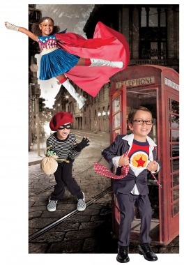 Your super kid will love these heroic #Halloween costumes!