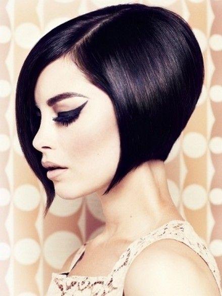 Stylish Wedge Haircuts For Short Hair