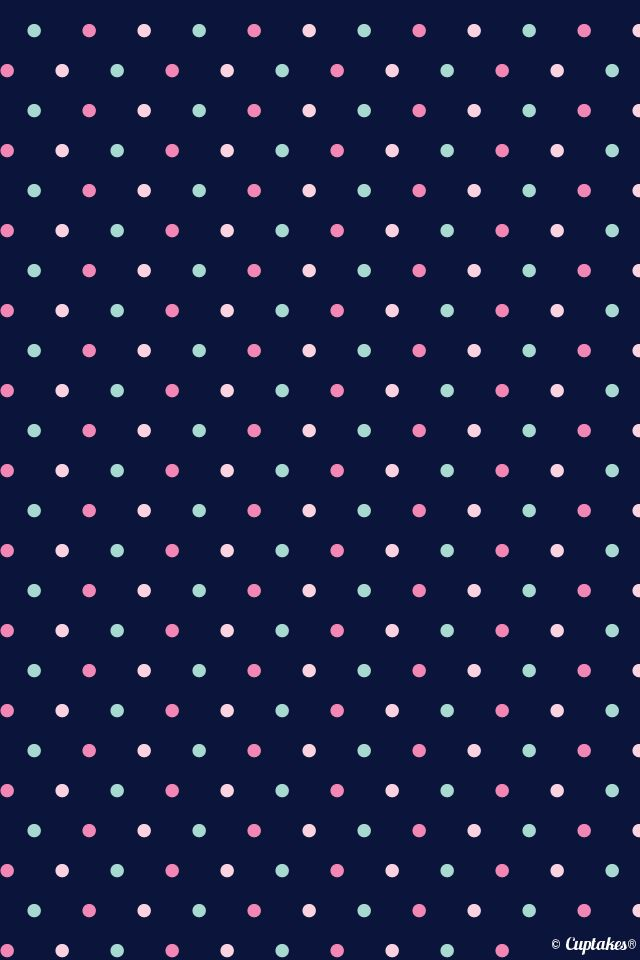 ••••••••• dots •••••••••• iPhone wallpaper