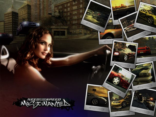 Pretty Cool Games: NEED FOR SPEED: MOST WANTED & CARBON!