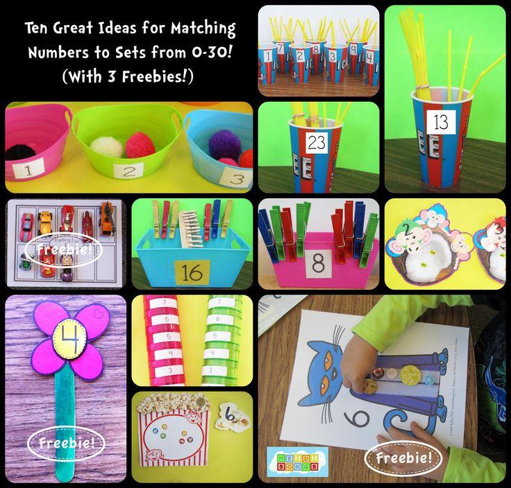207 best Math Learning Centers images on Pinterest   Kindergarten ...