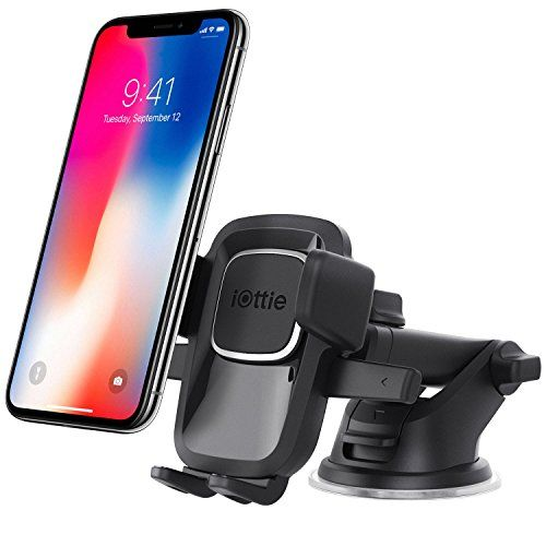 "Easy One Touch 4 Dashboard & Windsheild Car Mount Holder for iPhone X 8/8s 7 7 Plus 6s Plus 6s 6 SE Samsung Galaxy S8 Plus S8 Edge S7 S6 Note 8 5  https://topcellulardeals.com/product/easy-one-touch-4-dashboard-windsheild-car-mount-holder-for-iphone-x-8-8s-7-7-plus-6s-plus-6s-6-se-samsung-galaxy-s8-plus-s8-edge-s7-s6-note-8-5/  UNIVERSAL MOUNTING: Universally holds all phone and case combinations from 2.3″ -3.5′"" EASY ONE TOUCH LOCK & RELEASE FEATURE"