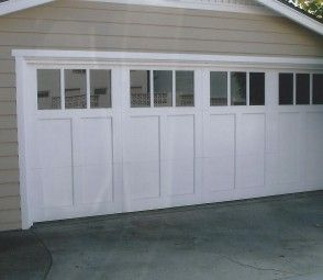 Best 25 craftsman garage door ideas on pinterest garage for 18 x 10 garage door
