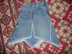 Мобильный LiveInternet Переделка джинсов в юбку, идеи | Middle_name - Женские радости |