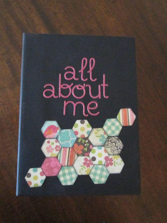 Girly Girl album All About Me . Cadeau par GardenofCreativity