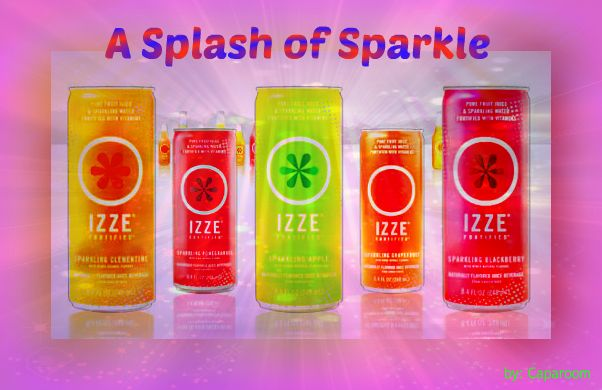 IZZE Sparkling Juices are 70% pure fruit juice with a splash of sparkling water with no added sugar and no preservatives. With no high-fructose corn syrup and no caffeine. A sparkling fruit soda best for giving lots of natural drink. There are three of our favorite flavors together in this variety pack suited for fun to any occasion. Sparkling Juice is 70% juice with a splash of sparkling water for a clean, refreshing beverage.