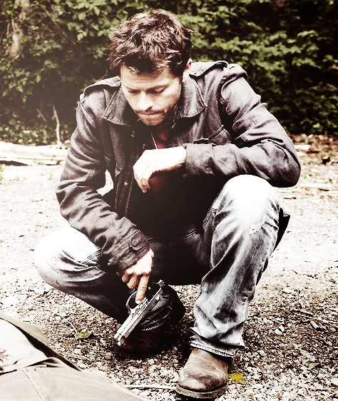 Another one of those 'Pinned like a hundred times don't care.' Future Cas is just so sexy. I can't help it.