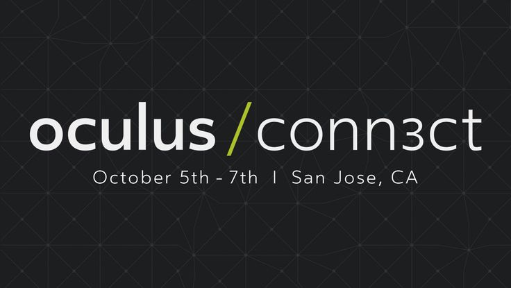 OC3 is our third and biggest developer conference yet, bringing together engineers, designers, and creatives from around the world to push the virtual reality community forward with the Oculus platform.