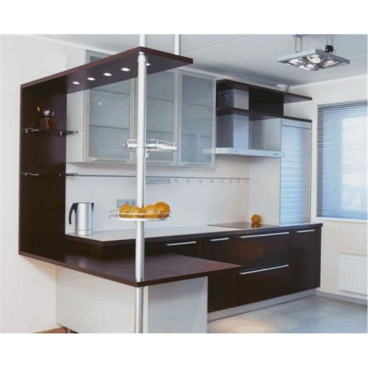 дизайн маленькой кухни с барной стойкой - Поиск в Google
