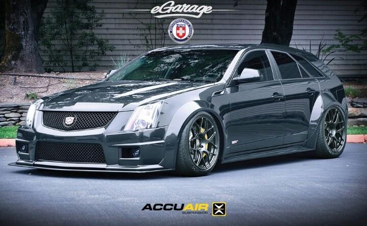 Canepa Design CTS Cadillac Wagon Mighty V Pinterest