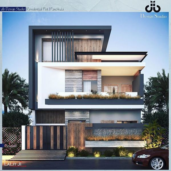 New Designs Of House Front Elevation Cute Girl In 2021 Small House Design Exterior Small House Front Design Modern Exterior House Designs