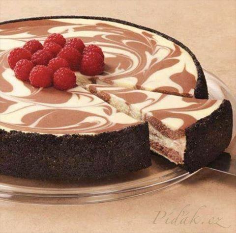 Obrázek z Recept - Nepečený dort jak ho možná neznáte