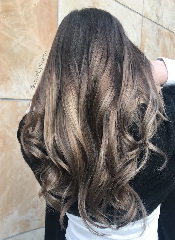 Smoky Mocca With Guy Tang Mydentity Hair Colours And Olaplex