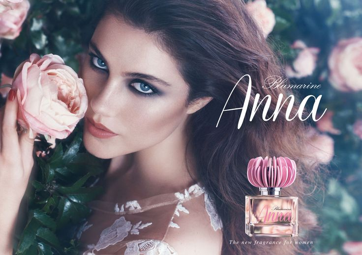 Anna - The new fragrance by Blumarine - Advertising Campaign