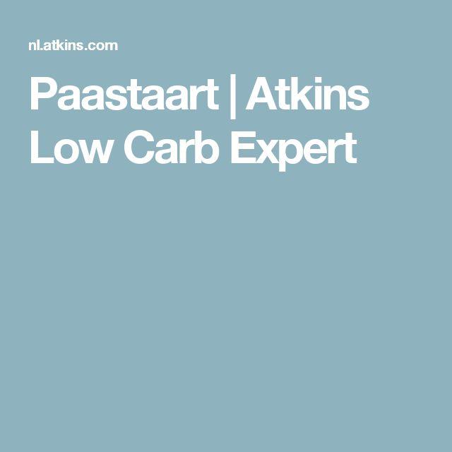 Paastaart | Atkins Low Carb Expert