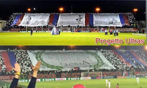 Tifoso dell'Entella perde borsello con 1700 euro: un ultras del Crotone lo restituisce